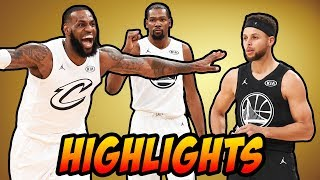 2018 NBA All-Star Game Highlights And Review
