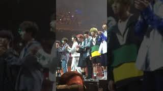 180915 STRAY KIDS - MY PACE music bank in berlin