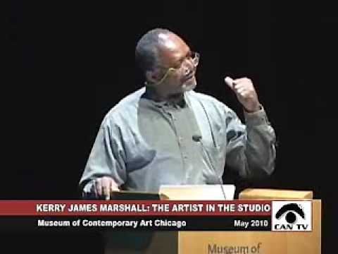 Kerry James Marshall: The Artist in the Studio