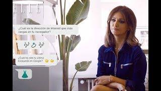 El smartphone test de Mónica Cruz | ELLE