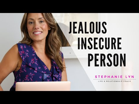 How to Deal with A JEALOUS or INSECURE Person | Stephanie Lyn Coaching