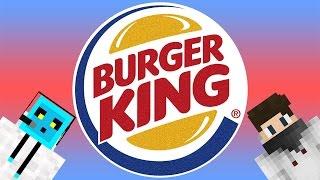 Minecraft Şehir Yapıyorum Bölüm 3 - Burger King