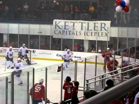 2010-11 Caps Training Camp - Fehr Goal