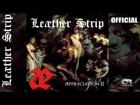 """Leaether Strip """"Man in the Man"""" ( Official Audio Video)"""