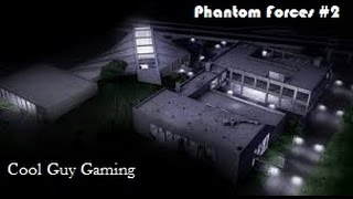 Mk11 Killing Spree(Phantom Forces Xbox Roblox Pt2)