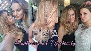 FMA/ Friseurbesuch