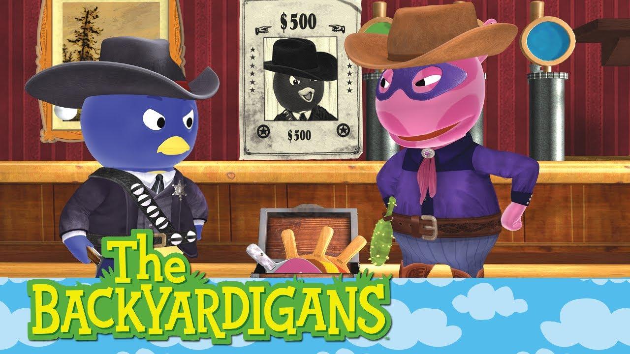 Backyardigans The Heart Of The Jungle Vimeo