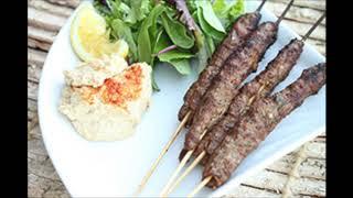 Beef Kofta Kebabs- Easy Grilled Kebabs