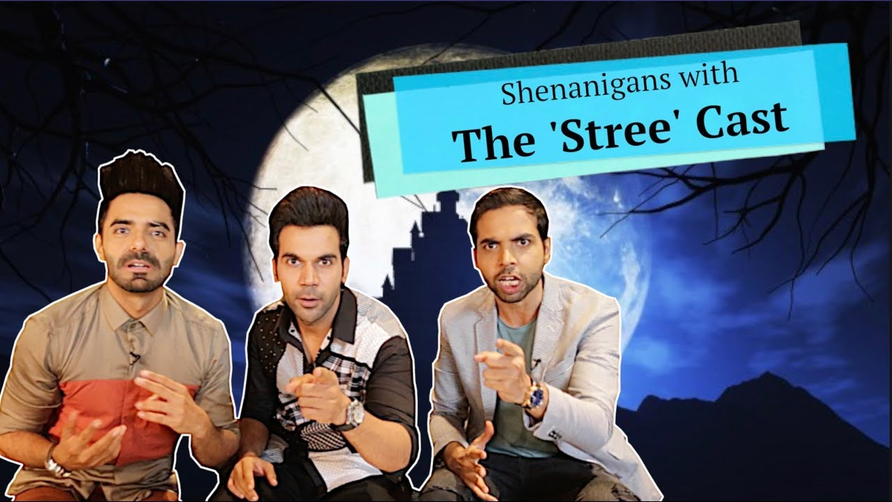 Stree Movie Review And Release Highlights Entertainment News The Indian Express