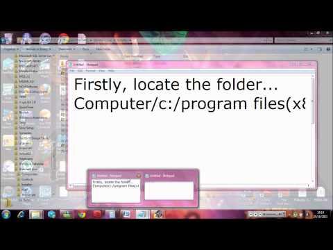 MSN - Windows Live error code 80040154 FIX *2013*