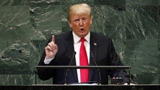 CrossTalk. «Доктрина патриотизма» Трампа отталкивает мир от США