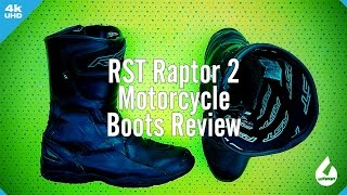 RST Raptor 2 Motorcycle Boots Review