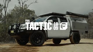 Fuel Off-Road Tactic - Isuzu D-Max in the Australian Outback