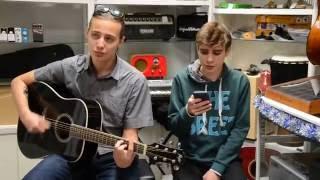 Кирилл и Паша (ТКН - Только имя твое) cover