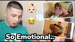 Download TELLING MY BF IM PREGNANT! + his mom and best friends reaction Mp3 and Videos