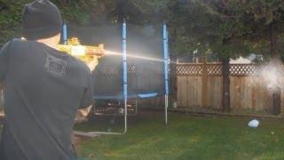 Nerf N-Strike Recon CS6 - Target Practice
