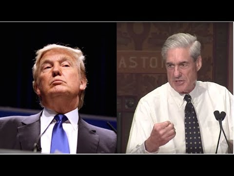TRUMP'S IN TROUBLE!  AMERICA'S TOP LAWYER JUST REVEALED SICK THING MUELLER JUST DID!