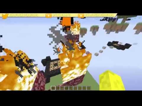 Minecraft Parkour: Choco The Cheat-obo