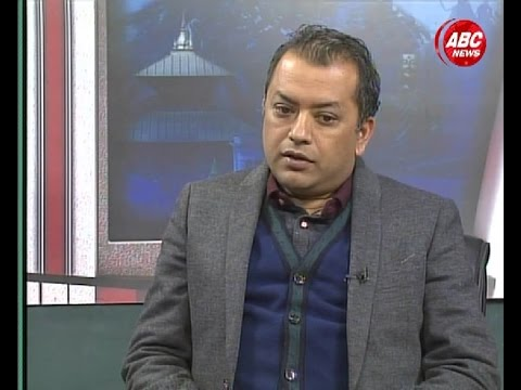 OUTLOOK with Gagan Thapa (Health Minister) by Shubha Shankar Kadel, ABC NEWS, NEPAL