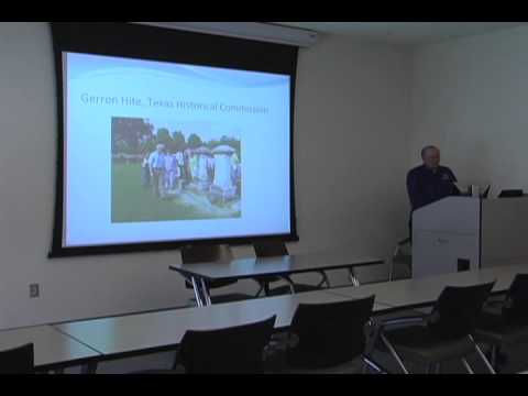 Preserve America- Cemetery Interpretation Project- Legal Aspects of Cemeteries with Dr. George Avery