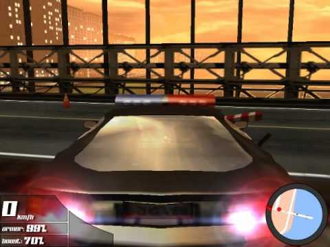 Les Navets Jouables - Manhattan Chase (PC)