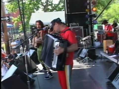 Golgol Bordello - Popped Music Festival, Philadelphia