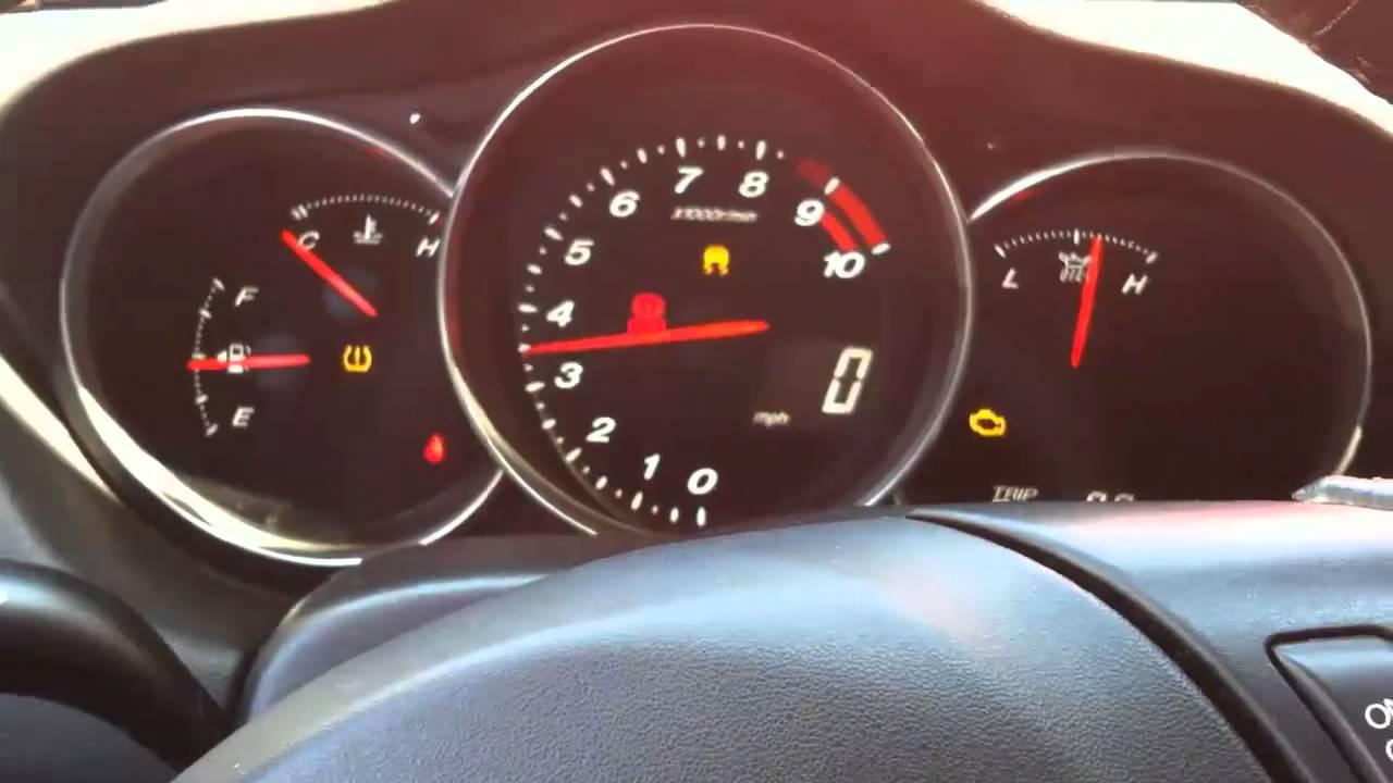 2003 Mazda 6 Check Engine Light Blinking Www Lightneasy Net