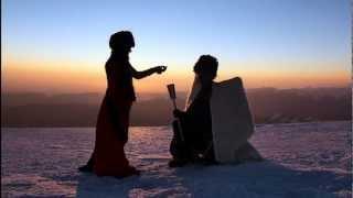 Огонь Мира на Вершине Эльбруса thumbnail