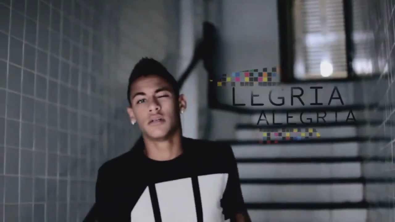 NJR Skills Neymar - 11 YouTube 2012