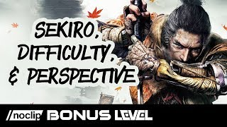 Sekiro, Difficulty & the Importance of Perspective (Noclip Bonus Level)
