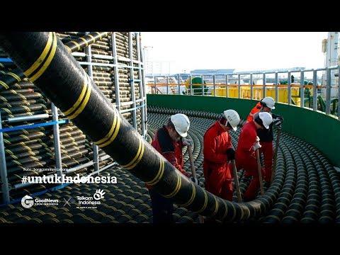 Kabel Laut 15.000 km, Bentang Sayap Garuda Ke Amerika — GNFI #untukindonesia