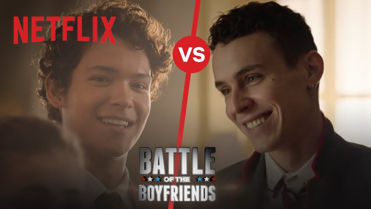 Are You Team Simon Or Team Ander? | Battle Of The Boyfriends | Netflix