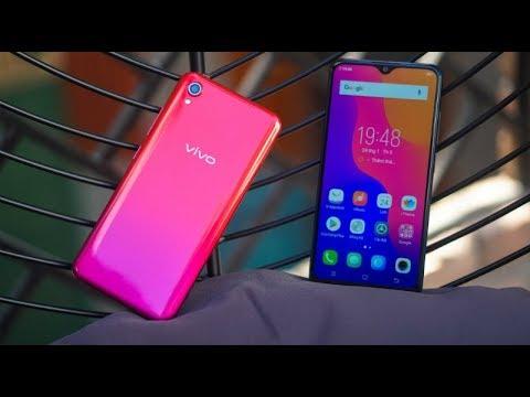 Самый бюджетный смартфон Vivo Y91C Vivo Y91c отзывы бюджетный смартфон года