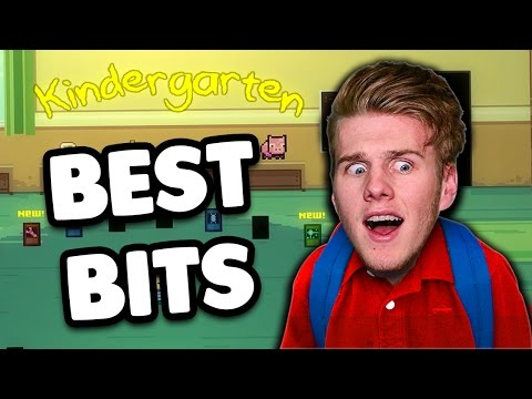 KINDERGARTEN FUNNY MOMENTS MONTAGE!