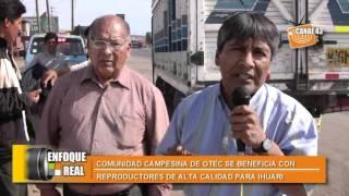 VIDEO: COMUNIDAD CAMPESINA DE OTEC DEL DISTRITO DE IHUARI
