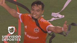 Video Gol Pertandingan Houston Dynamo vs FC Dallas
