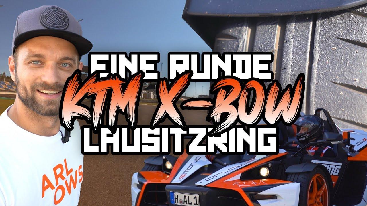 KTM X-Bow - Der erste Renneinsatz auf dem Lausitzring! | Philipp Kaess |