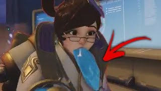 OVERWATCH ► FUNNIES, FAILS & CRAZY MOMENTS #62