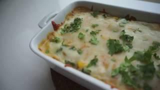 Chicken Tamale Casserole (gluten Free)