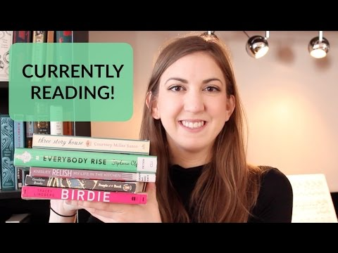 Weekend Reads & Library Haul // Michmash