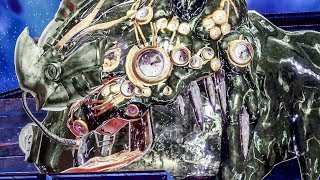 Bloodstained Ritual of the Night - Glutton Train (No-Damage) Boss Fight