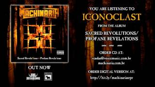 MACHINARIA - Iconoclast (OFFICIAL ALBUM TRACK)