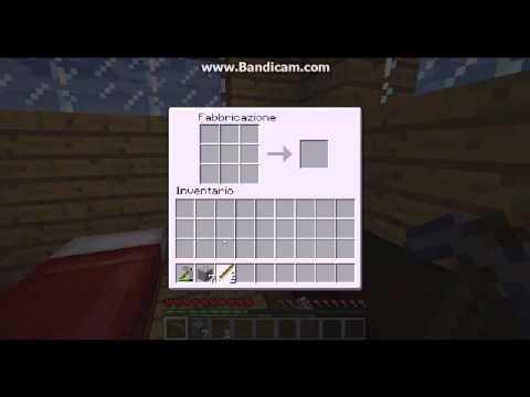 Lastra Di Legno Minecraft : Minecraft come craftare un piccone di pietra youtube