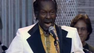 Chuck Berry With Bruce Springsteen & The E Street Band - Johnny B. Goode
