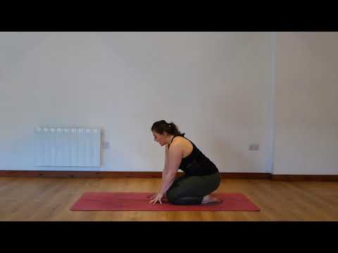 Yoga Osteo Lower Back Stretch