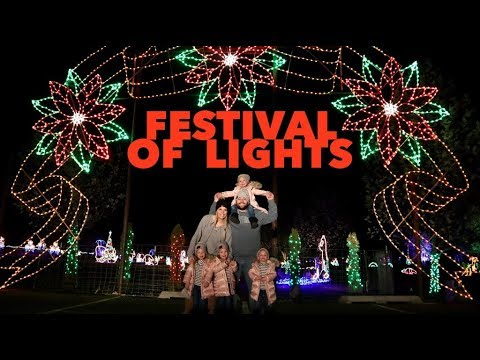 FESTIVAL OF LIGHTS-CHRISTMAS LIGHTS