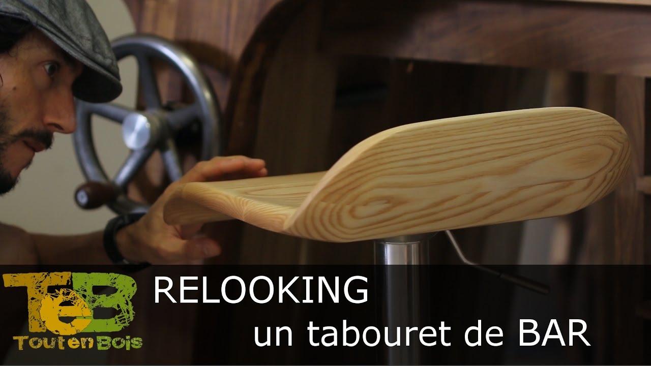 Relooking dun tabouret de bar Bar stool relooking YouTube : maxresdefault from www.youtube.com size 1280 x 720 jpeg 88kB