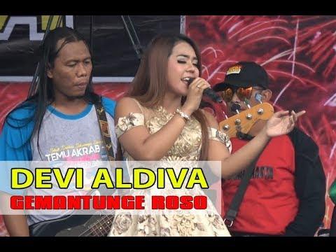 Devi Aldiva - Gemantunge Roso New Pallapa LIVE Lapangan Geodipa Wonosobo