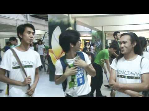 La Salle 100th Celebrate 2011(DLS-CSB Deaf students, staffs and faculties have a messages)
