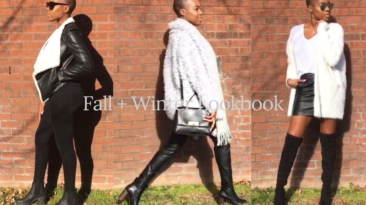 Fall + Winter Lookbook | Nia Hope